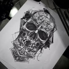 эскиз татуировки на спину 42178 тату салон дом элит тату