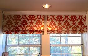 faux roman shade. Faux Fake Flat Roman Shades Valance The Perfect Solution With Regard To Decor 19 Shade O