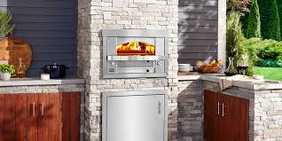 Custom Outdoor Kitchen Designs Delectable The Best Outdoor Pizza That Money Can Buy Kalamazoo Outdoor