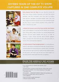 Pbs Cooks Country Test Kitchen The Complete Americas Test Kitchen Tv Show Cookbook 2001 2016