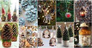Pine Cone Christmas Decorations 26 Diy Christmas Pine Cone Crafts For A Festive Decoration