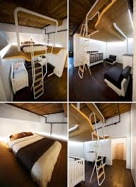 sleeping solutions for small spaces. Modren Sleeping 13 Examples Of How To Include A Bed In Small Room Throughout Sleeping Solutions For Spaces A