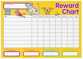 Childrens Sticker Chart 11 Reward Charts For Kids Examples Pdf Examples