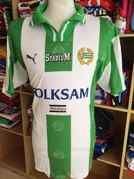 I have always liked the club and its fans, and. Hammarby Home Football Shirt Unknown Year