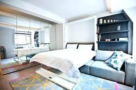 bed in living room if you have a dedicated bedroom a bed could be folded daybed bed in living room