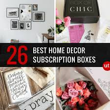 Home Decor Subscription Box 100 Best Home Decor Subscription Boxes Urban Tastebud 2