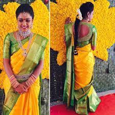 Designer Blouse Patterns For Pattu Sarees 50 Mind Blowing Blouse Designs For Wedding Silk Sarees
