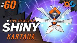 Download 22 ENCOUNTERS! INSANE SHINY KARTANA! • Pokemon Ultra Sun and Moon  Shiny Reaction #60 • CBAD in HD,MP4,3GP