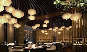 Modern Wall Design Ideas For Restaurant Modern Chic Living Room ...