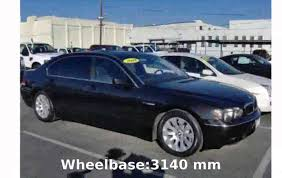 2004 Bmw 760 Li - Specs, Info - YouTube