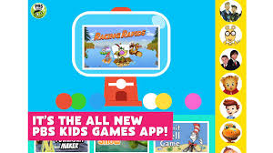 New App Offers Free Access to PBS KIDS Games Anytime, Anywhere