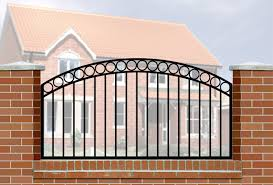 Small Picture Railings Wrought Iron Style for Wall Mounting Gates Railing and