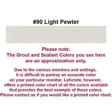 Laticrete Spectralock Pro Grout Color Chart Laticrete Spectralock Pro Epoxy Grout Full Unit Color Powder
