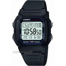men s casio sports gear alarm chronograph watch w 800h 1aves mens casio sports gear alarm chronograph watch w 800h 1aves