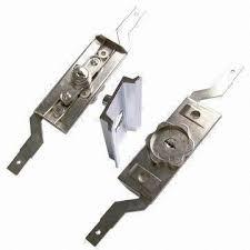 garage door locksChina Special Roller ShutterGarage Door Locks with Extending Bar