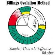 Shettles Method Chart Billings Method Calendar