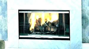 fireplace front replacement glass for doors superior door screens