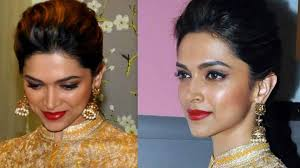 deepika padukone inspired makeup tutorial bollywood makeup look minniedas you