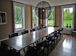 dining table long narrow. full size of table:long dining table exceptional large black formidable long narrow n