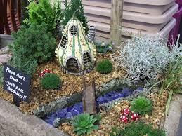 Awesome Gourd Garden Miniature Fairy Garden