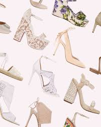 outdoor wedding shoes. 50 Best Shoes for a Bride to Wear to a Summer Wedding Martha
