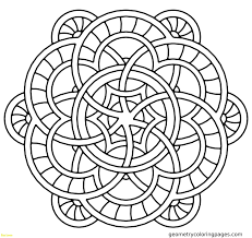 Elephant Mandala Coloring Pages Easy Fresh For Kids Free Printable