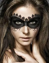 dark makeup masks