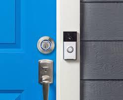 smart front door locksKevo Lock  Ring Video Doorbell  Front Door Camera  Kwikset Kevo