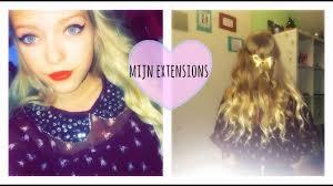 Mijn Haar Extensionskrullen Youtube
