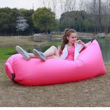 inflatable outdoor furniture. outdoor convenient inflatable lounger sleeping compression air bag beach portable dream chair sleep sofa lounge cheap patio furniture