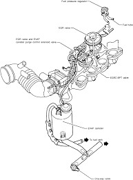 Vacuum Diagram For 1999 Infiniti I30