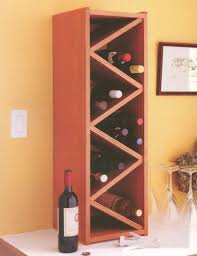 build your own wine rack. Make Your Own Wine Rack Full Plans Cut List Lots Of Pics Via Start Woodworking Throughout Build