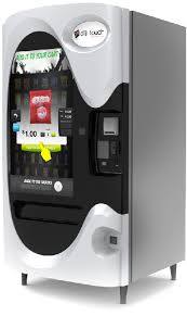 Diji Touch Vending Machine Extraordinary DijiTouch