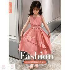 Váy bé gái 7 tuổi (3-12 tuổi) ️ Thoi trang cho be gai 8 tuoi ️ đồ ngủ cho bé  gái 10 tuổi chính hãng 160,108đ