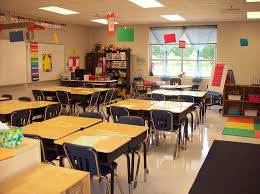 Classroom Design Ideas red and gold starts filling the space with charm comfort and healthy environment since we have the small or medium size room to design as a classroom