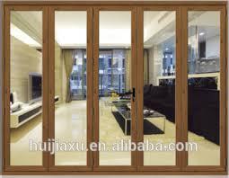 exterior accordion doors. Exterior Aluminum Glass Accordion Doors,aluminum Soundproof Door,bi Fold Windows And Doors G