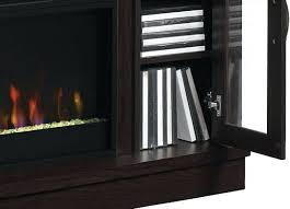 tv stand with infrared fireplace classic flame stand with infrared electric fireplace in oak espresso berkeley