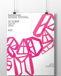 Paradigm Design Paradigm Design Festival Whitney Baumann Graphic