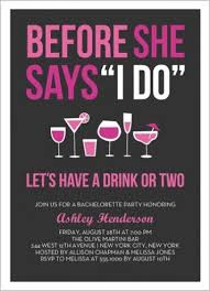 Bachelorette Party Invites As Free Party Invitation