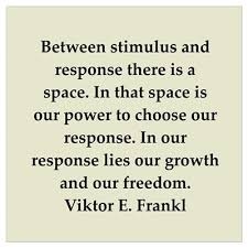 Viktor Frankl Quotes Gorgeous Viktor Frankl Quote Poster