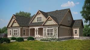 rustic lake house cottage plan
