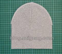 МК: сшить <b>трикотажную шапку</b> - чулок. | Выкройки, Шапка, Ручное ...