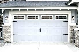 home depot garage door install cost home depot garage doors installation cost inspirational intended for door