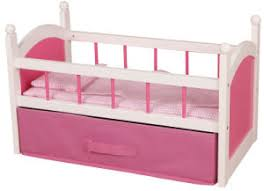 China Doll Furniture Crib Toy - China Wooden Toy, Baby Cradle