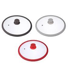 <b>Крышка</b> для сковороды <b>d</b>. <b>28</b> см SATOSHI, стекло/силикон с ...
