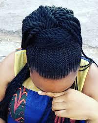 180 impressive ghana braids hair style. 25 Latest Ghana Weaving Shuku Hairstyles In 2021 Photos And Video Tuko Co Ke