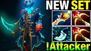 kunkka new set attacker the best kunkka in the world is back
