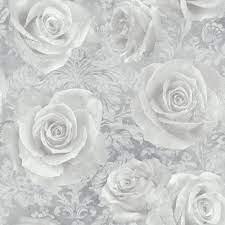 Arthouse Reverie Blumendamast Muster ...