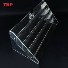 Acrylic Tiered Display Stands acrylic tiered bottle displayYuanwenjun 84