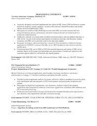 Oracle developer resume format Carpinteria Rural Friedrich Resume sql  server developer Ahmad Asghariancell ...